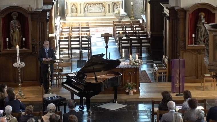 Aperitiefconcert in de O.-L.-Vrouw-Hemelvaartkerk op zondag 17 september 2017 (11 uur)