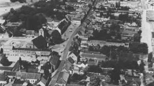 Luchtfoto Nieuwerkerken