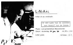 Voordracht Rudolf van de Perre - 24 januari 1980