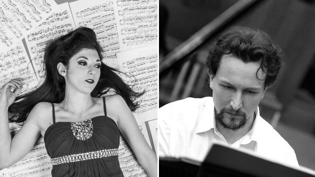 Duo JOIA - (piano 4-handig) - Silvia Cattaneo (Milaan) & Jonas De Geyndt (Nieuwerkerken)